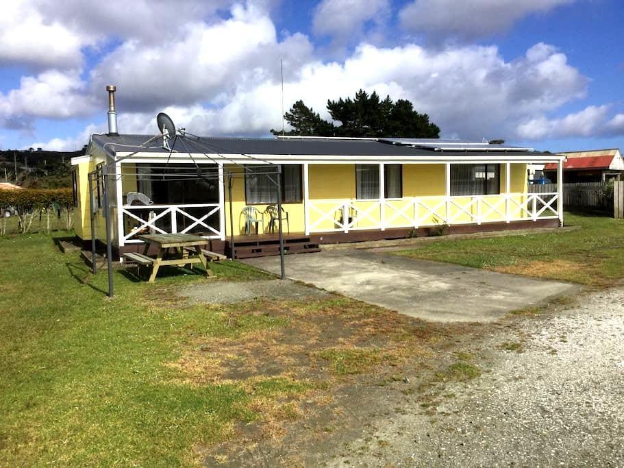 Te Hapua Harbourside - Te Hapua - Casa