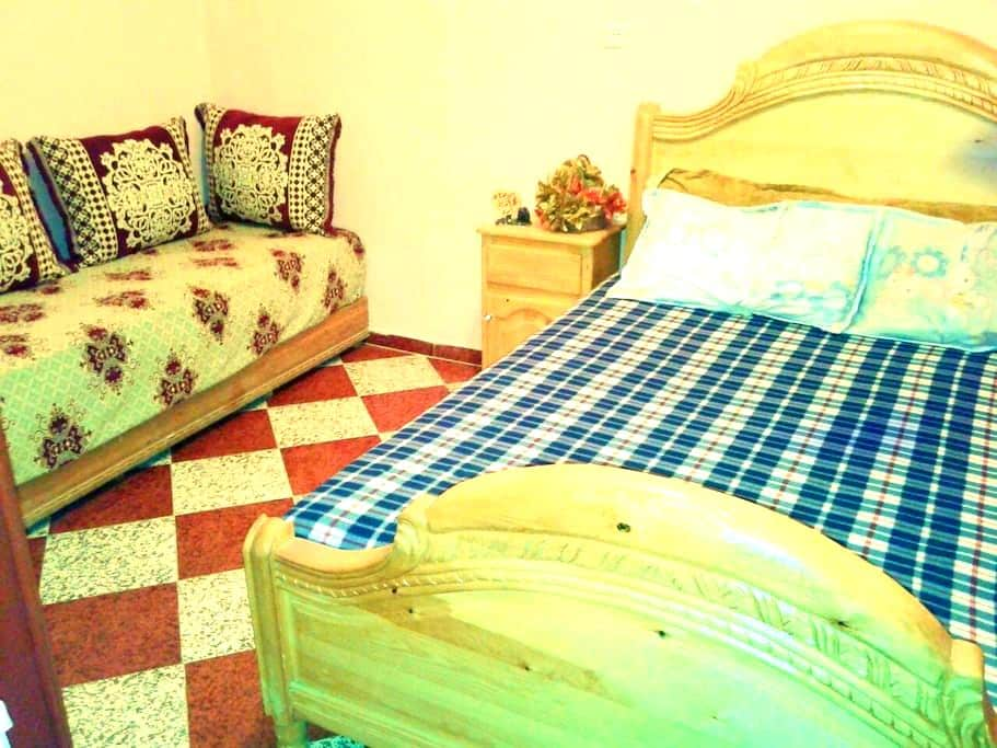 Great Double room , top location - Fès - Penzion (B&B)