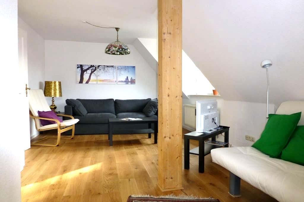 Gemütliche 2-Zimmer Wohnung - München - Lägenhet