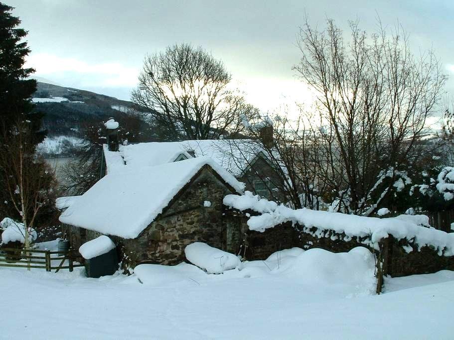 Highland Perthshire Rural Retreat  - Fearnan
