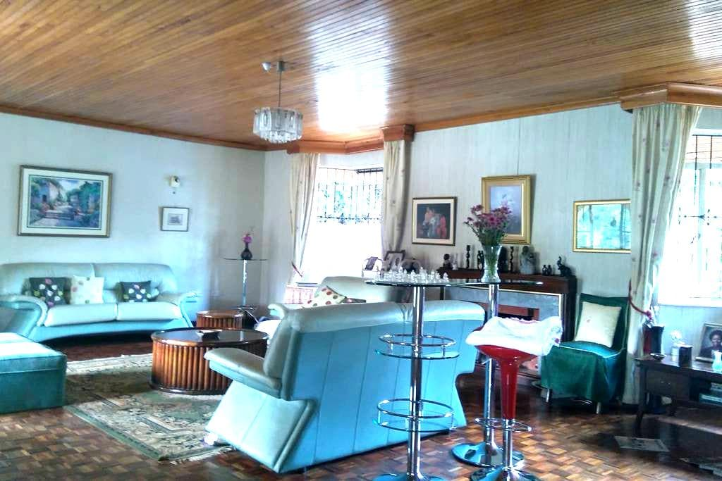 Cozy nice room near UN HQ  Gigiri - Nairobi - Rumah