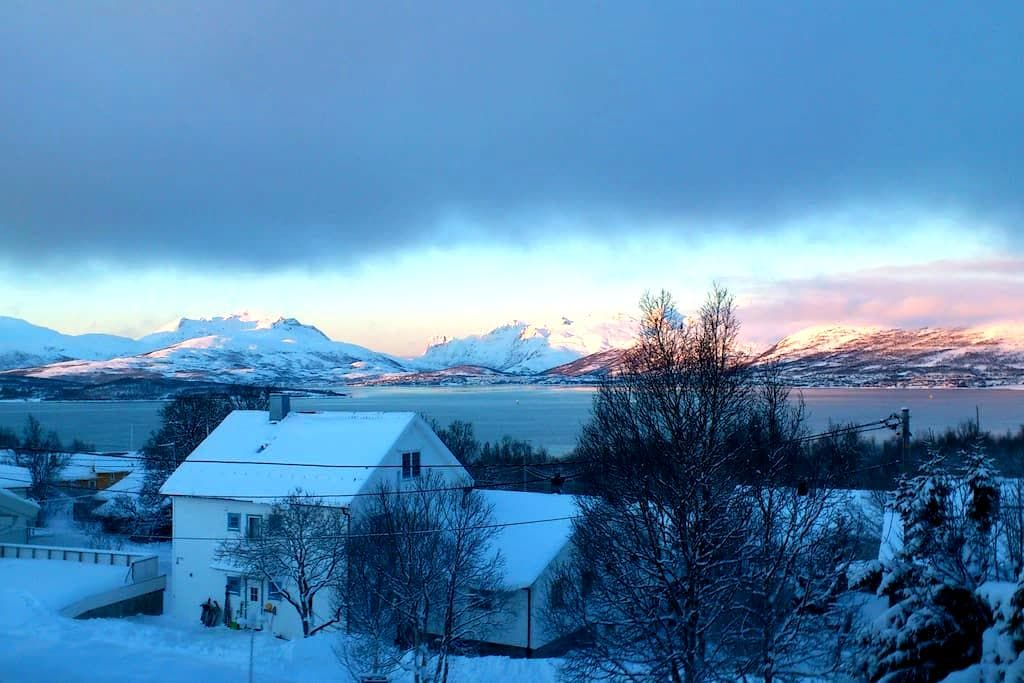 Room and a View - Tromsø - House