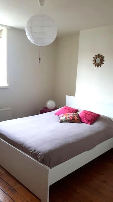 Cosy room in a charming house - Antwerpen - Huis