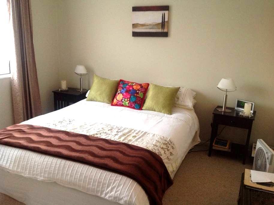 Quiet location central to amenities - Waikanae - Ev