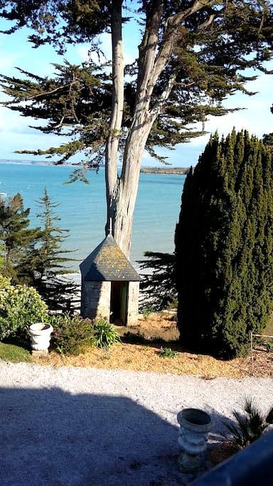 Manégor, villa au bord de l'eau - Saint-Cast-le-Guildo - House
