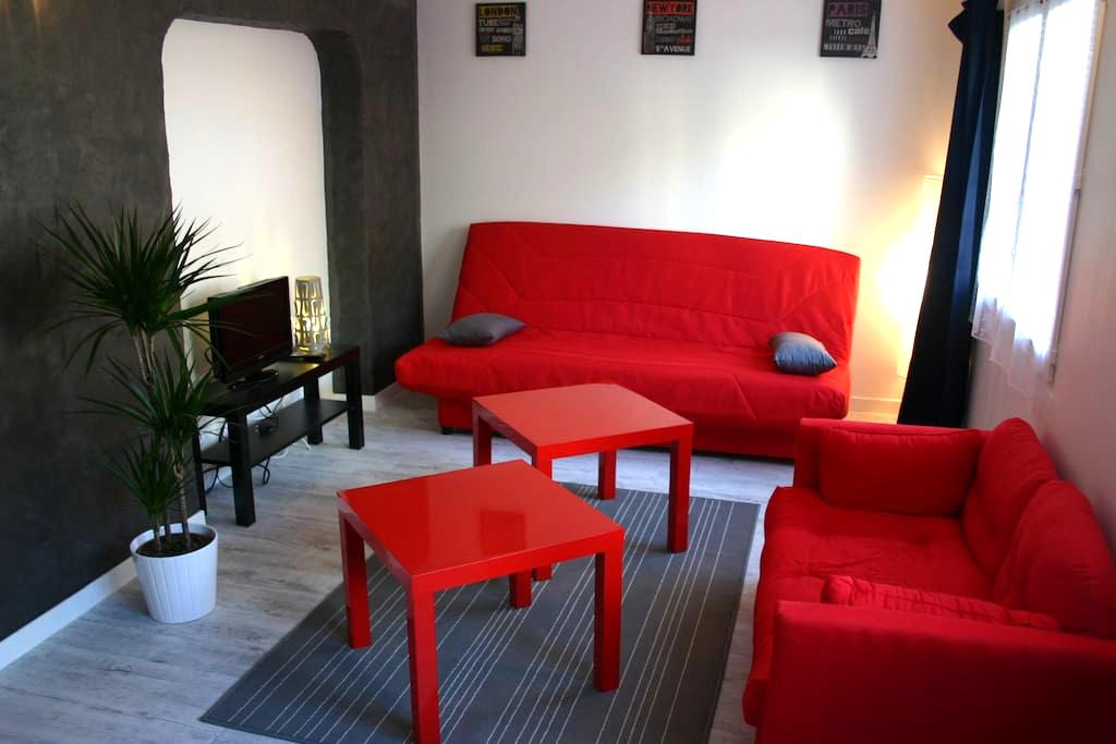 Appartement de charme 40m² - Marseille - Appartement