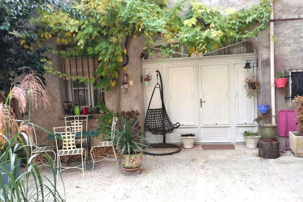 Maison de charme - Tourbes - Hus