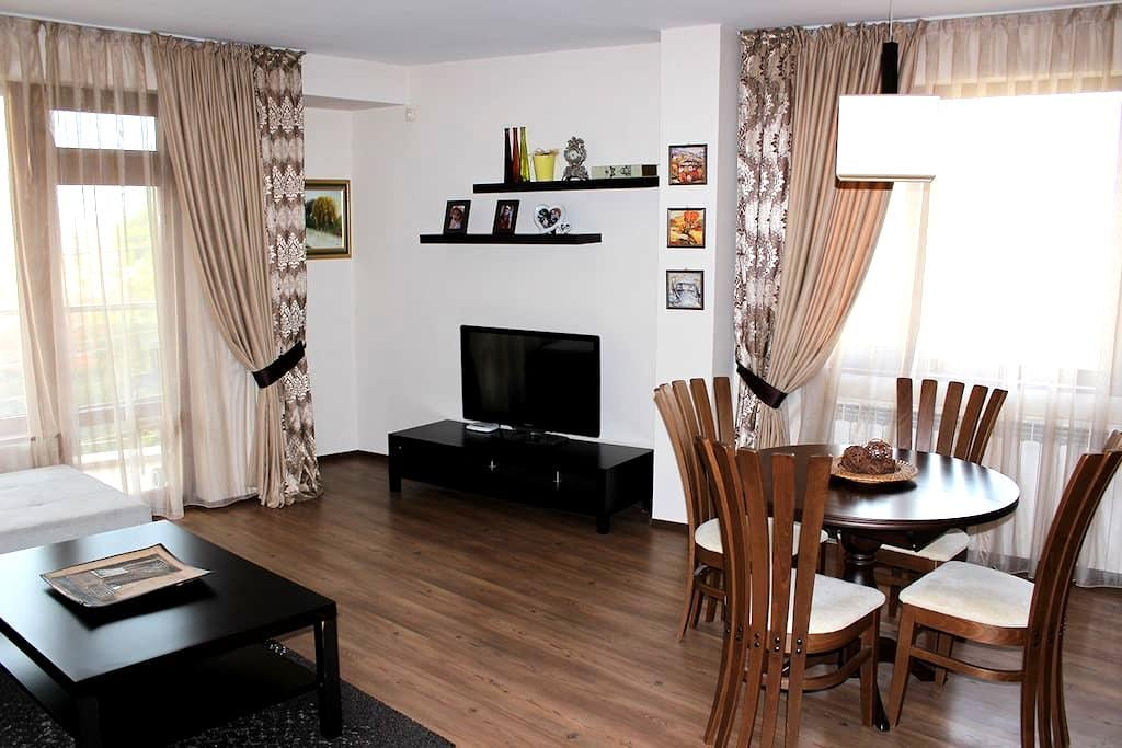 Designer Apartment with City Views - Plovdiv