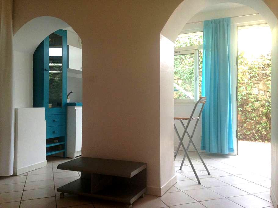 Studio proximité port et plages - Sanary-sur-Mer - 公寓