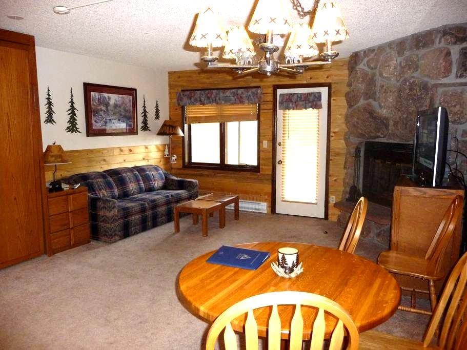 Granby Colorado Studio Condo - Granby - Appartement en résidence