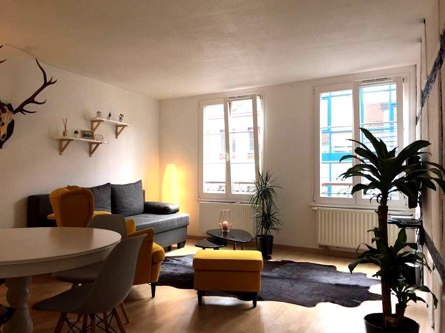Nid douillet au coeur du centre historique - Colmar - Apartamento