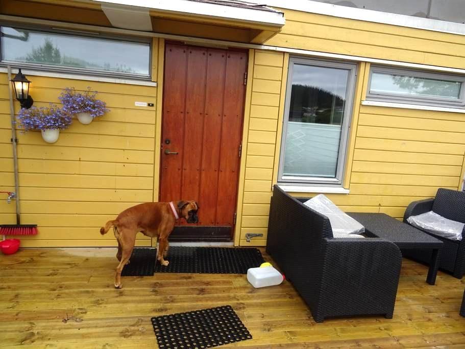 Stille, familievennlig leilighet Trondheim - Trondheim - Appartamento