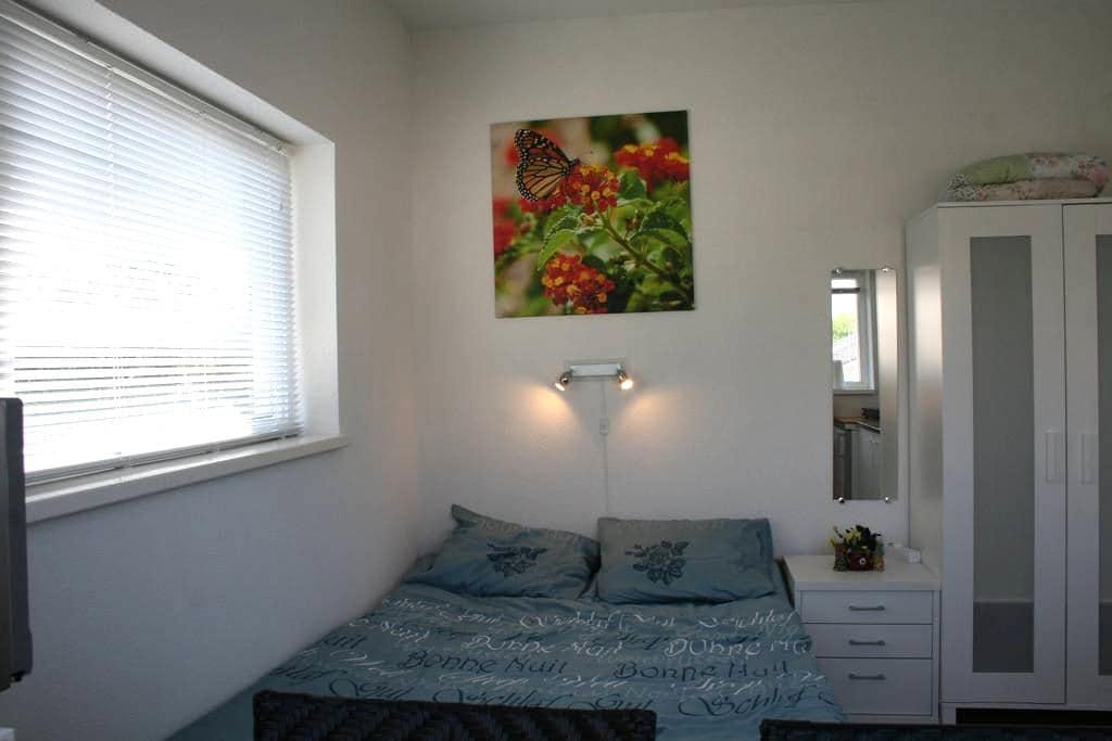 1 prive kamer/keuken, gebruik van  badkamer en WC - Lelystad - Villa