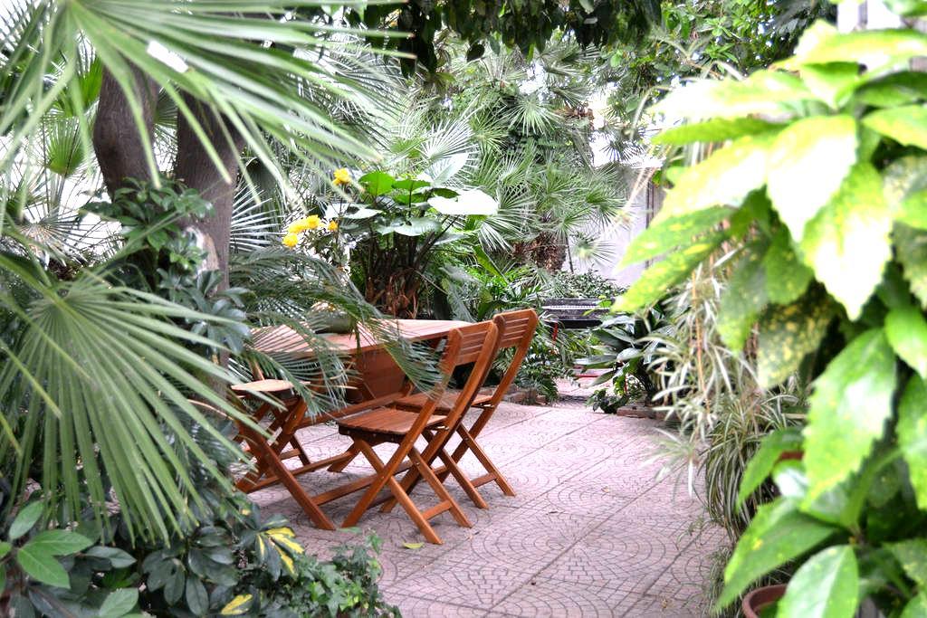 Maison 100m Relax Jardin Barbecue - Taggia - Huoneisto