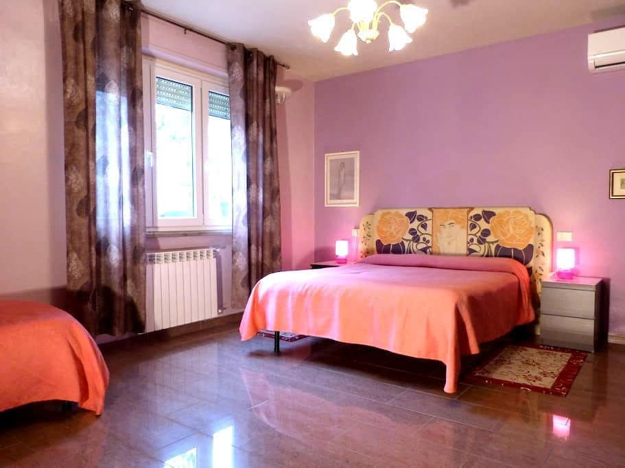 ELISIRB&B beautiful room spacious and bright - Pisa