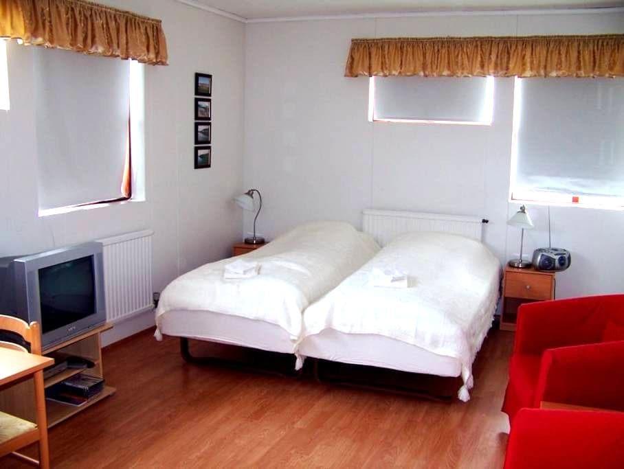 Studio Apartment Sunna - Drangsnes - Huis