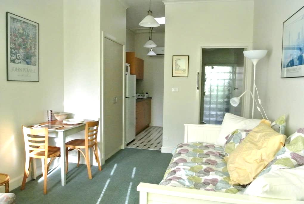 Neat compact flat in great location - フェアフィールド