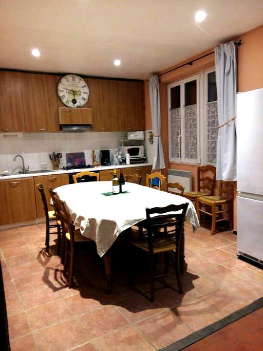 Chez brigitte - Ivry-en-Montagne