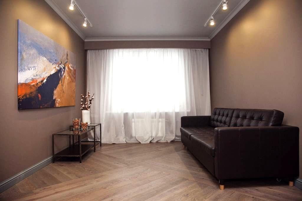 Apartment in Central district 5 min from the metro - Moskva - Lejlighed