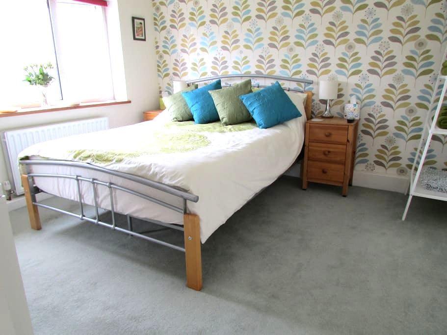Double Room & Basic Breakfast - Long Eaton - House