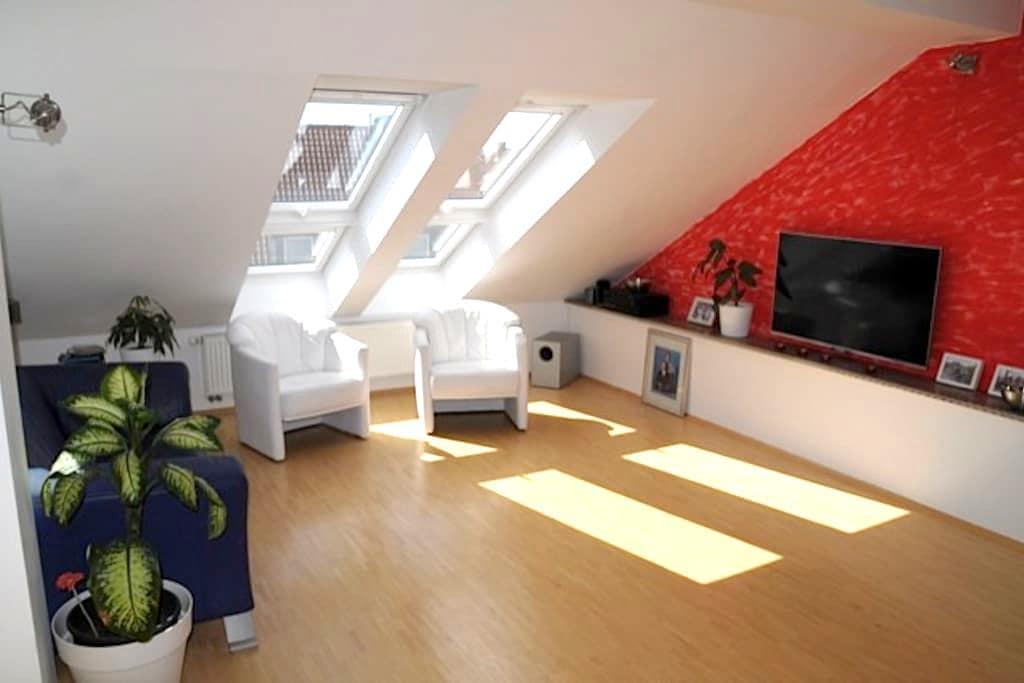 Traumhafte Wohnung nahe Zentrum - Hannover - Huoneisto