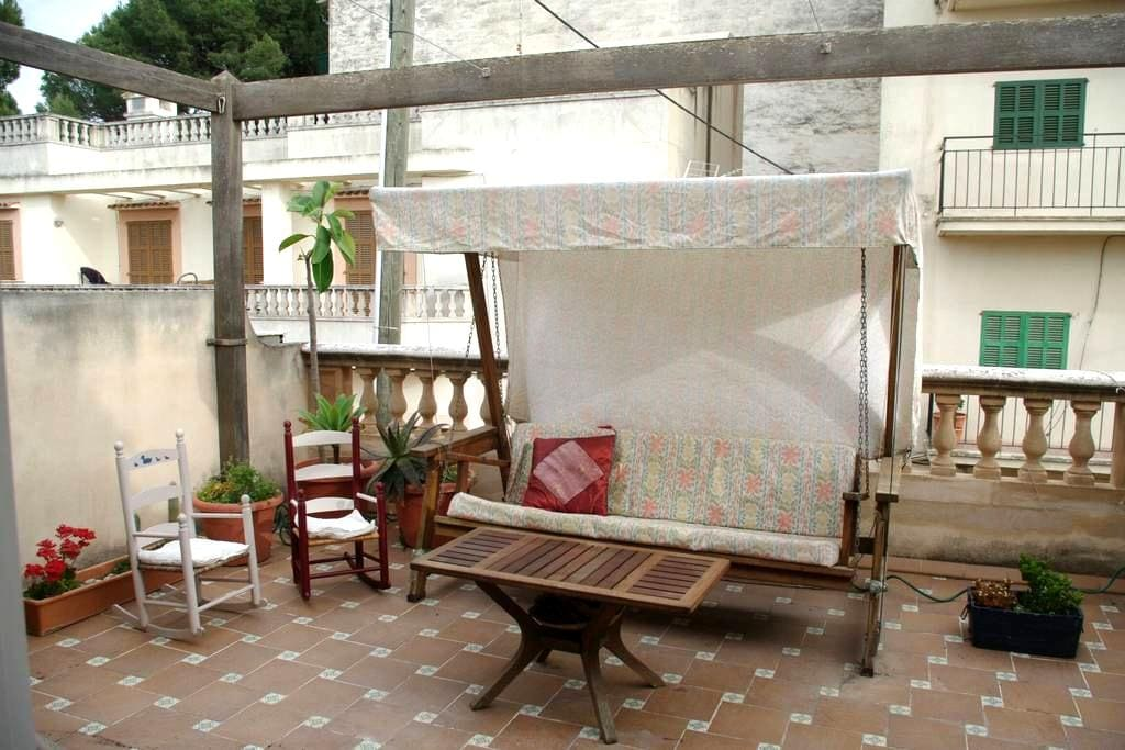Cozy room with private terrace (3/3) - Porto Cristo - Casa