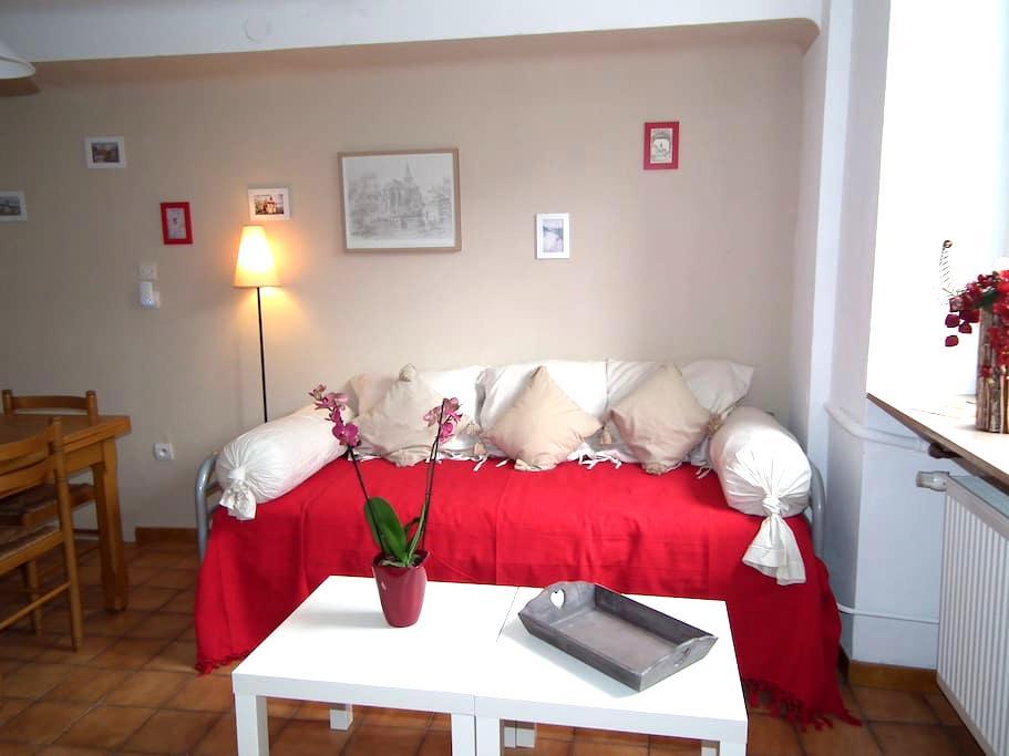 Gîte Les Vergers - Hombourg-Haut - Apartment