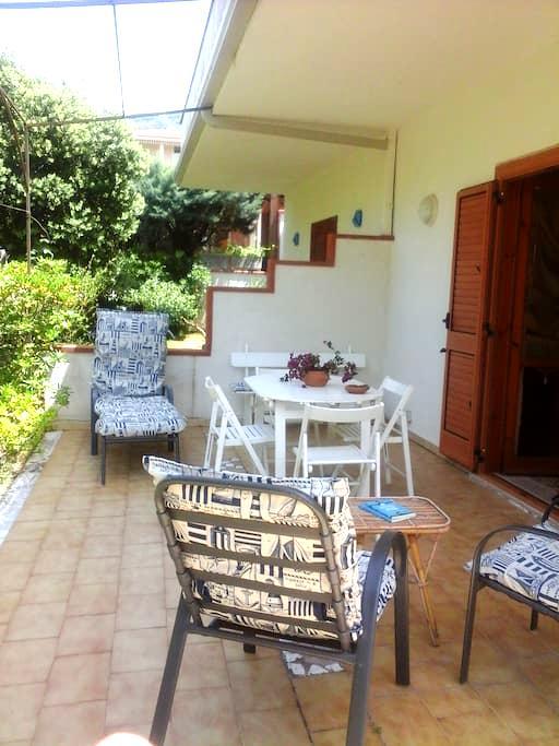 Grazioso appartamento al mare - Belvedere Marittimo - Rumah