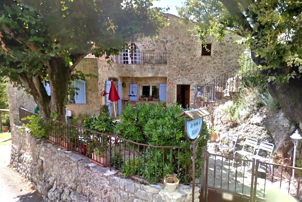 Bastide Provençale Les Mûriers d'Engaspaty - Seillans