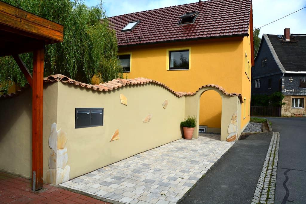 Ferienwohnung Arnold - Stolpen - Appartement