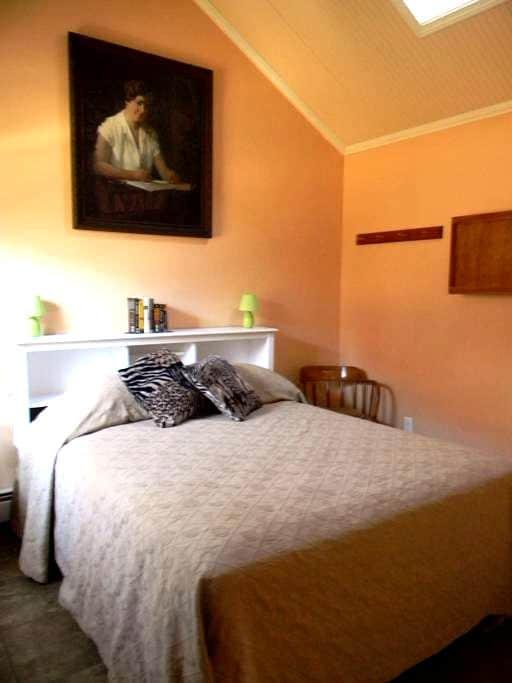 Ida Bailey Allen Guest Suite - Mansfield - Lägenhet