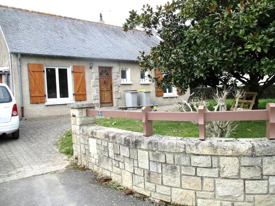Maison de bourg près de St Malo - Saint-Guinoux - Dům