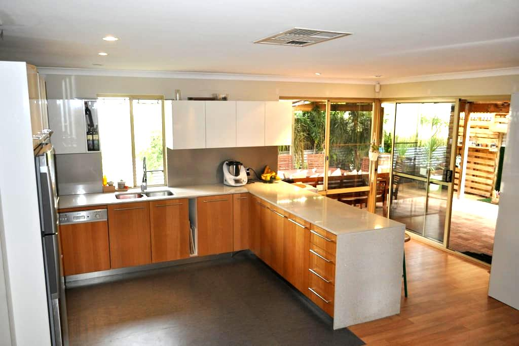 FREMANTLE, BEACHES & RIVER LOCATION - Bicton - Haus