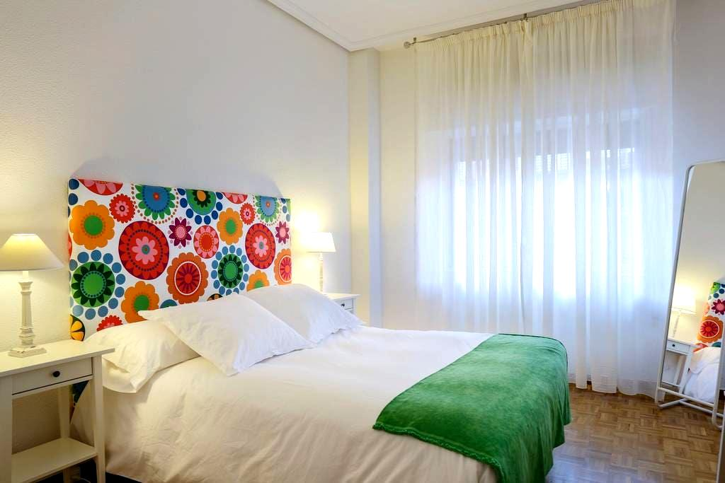 VALLADOLID CENTER-5 MINUTES WALKING TO PLAZA MAYOR - Valladolid - Appartement