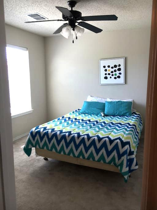 Townhouse close to Texas Tech!! - Lubbock - Stadswoning