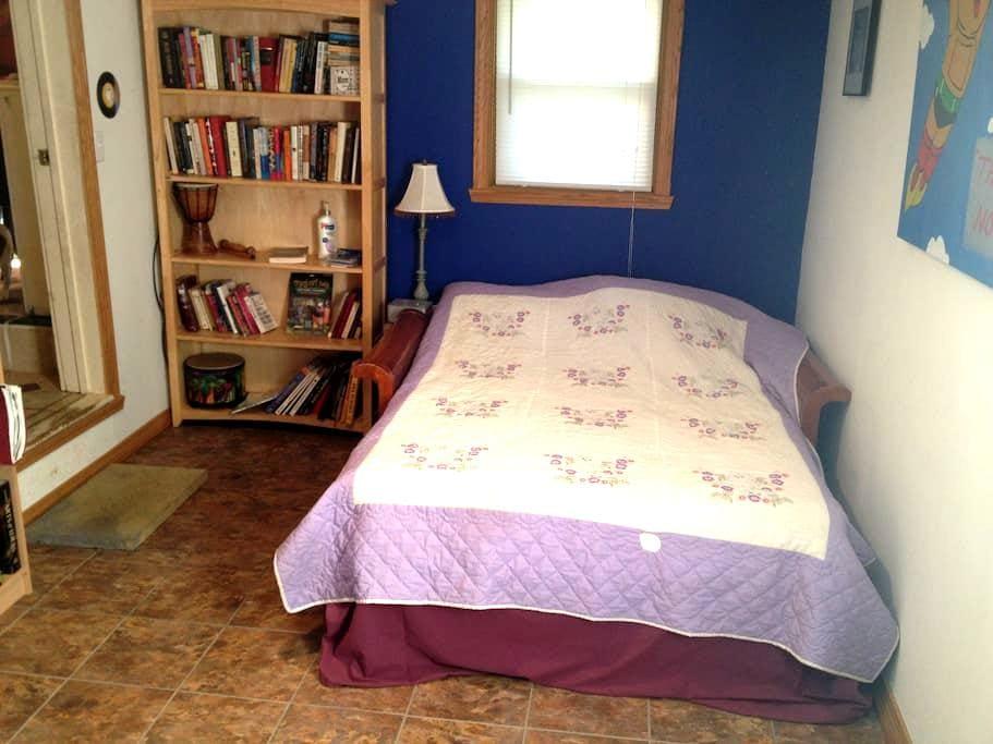 Guest room - Harrodsburg - House