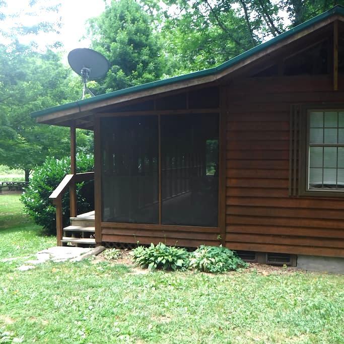 Cozy cabin 2 - Erwin - Cabin