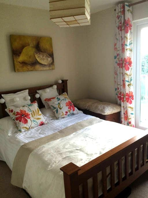 Wake up in charming Wicklow! - Wicklow Town - Huis