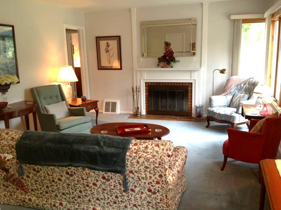 Duplex apartment home in Midland - Midland - Apartemen