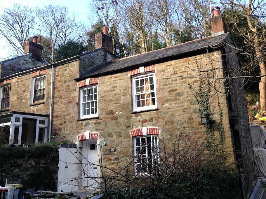 2 Bed Cottage, heart of the village - Saint Agnes - Casa