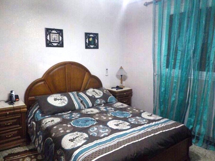 Charmant appartement à Saïd Hamdine - Bir Mourad Raïs - Apartamento