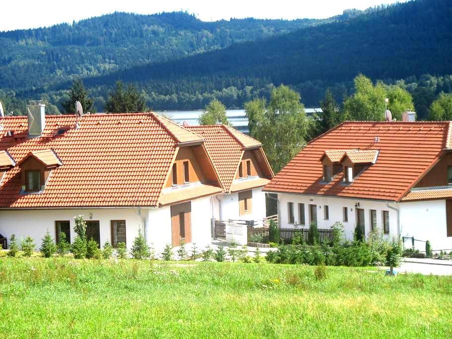 Familie woning, landelijk aan lipno - Lipno nad Vltavou