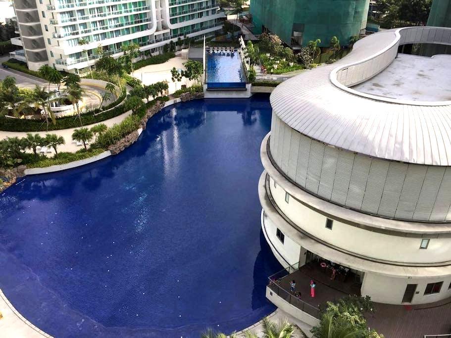 A Relaxing Haven @ Azure Resort Philippines - Kondominium