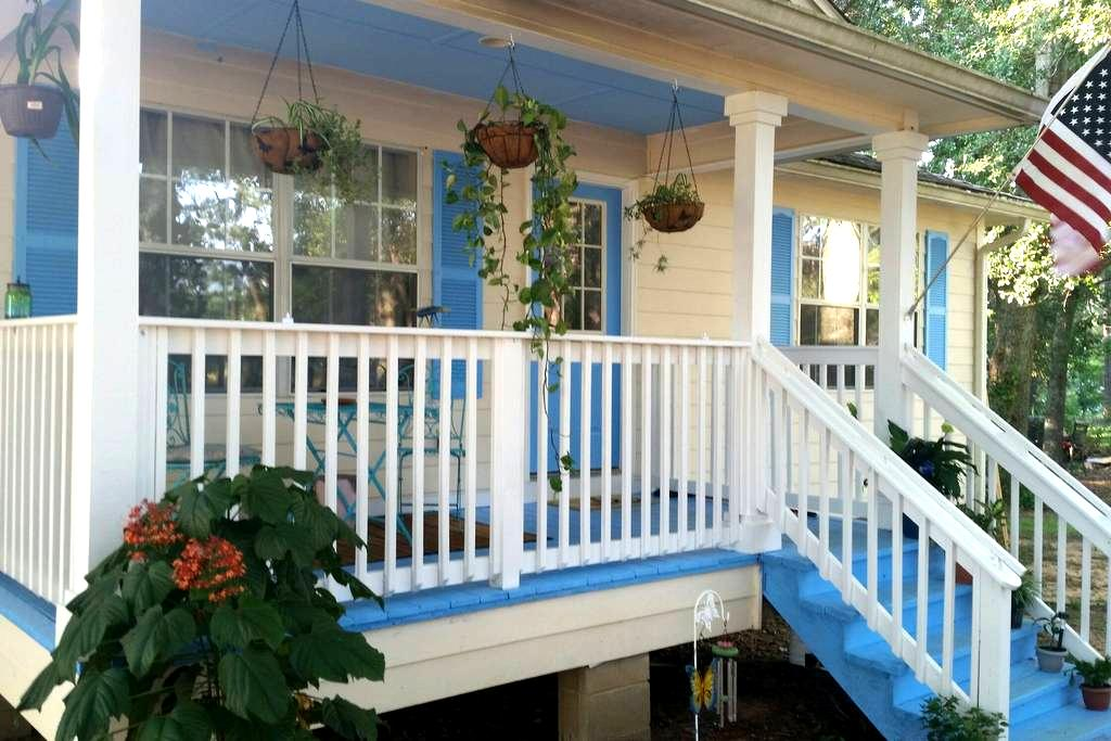 Blue Room at Paula's Place - Robertsdale - Hus