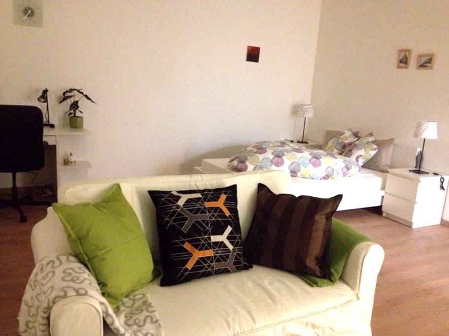 Lighthaus Apartment Graz Andritz - Graz - Departamento