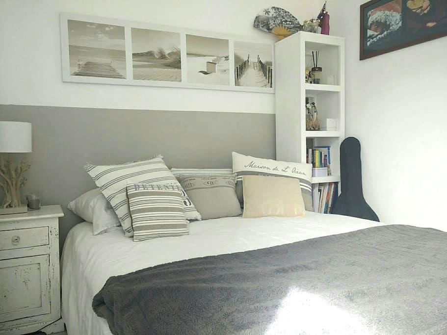 Chambre confortable. - Marseille - Bed & Breakfast