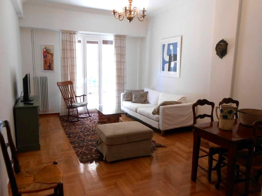 One block away from the Akropolis. - Athene - Appartement