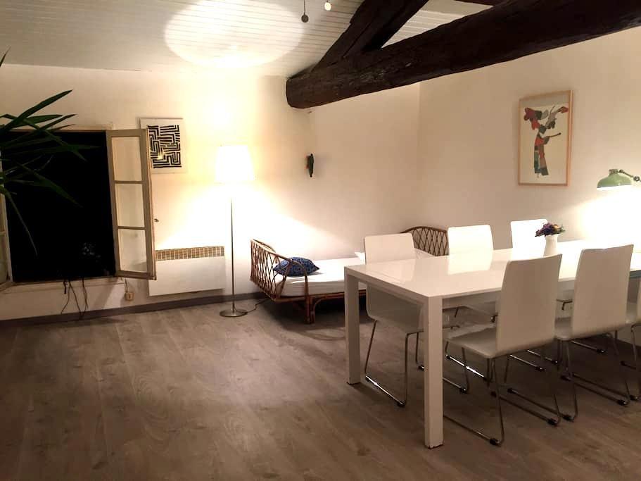 Studio 30 m 2  VISA POUR L'IMAGE - Perpignan  - Διαμέρισμα