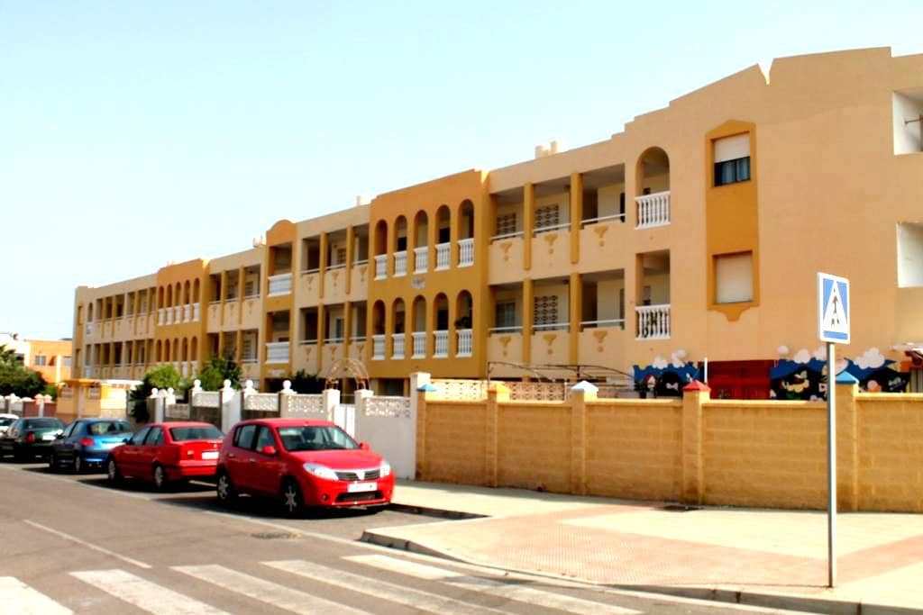 Apartment with two bedrooms - Almería - Appartement