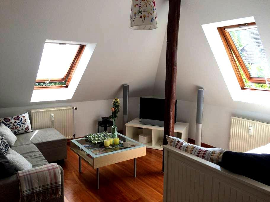 Cosy luxury appartment in the centre-fully equiped - Braunschweig